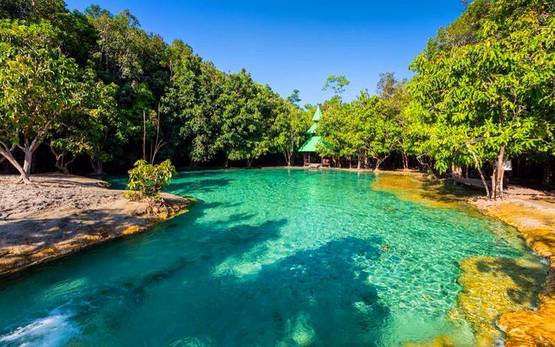 Krabi Emerald pool