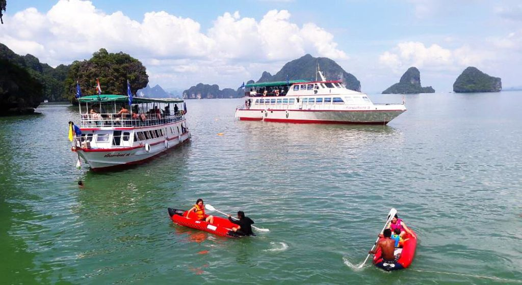 phang nga bay tour cruise