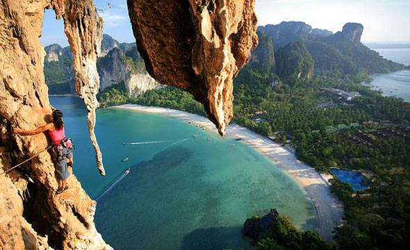 Railay Bay, Krabi, Thailand