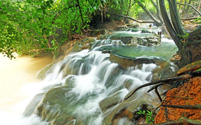 krabi hot spring