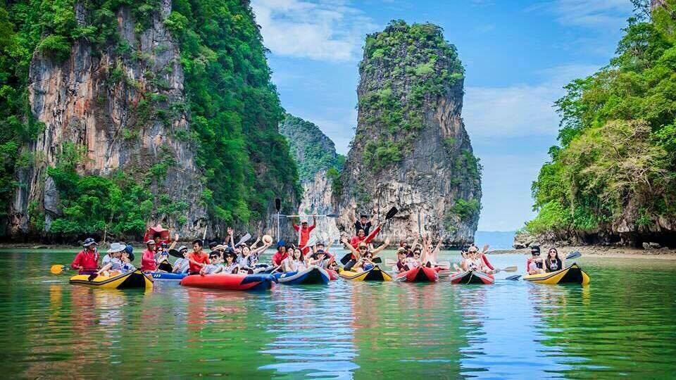 phangnga bay tour by cruise