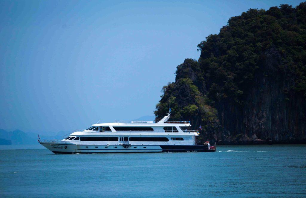 phang nga bay cruise