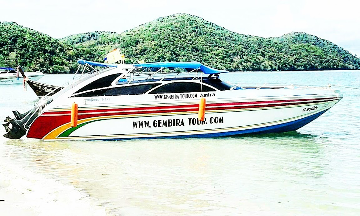 phuket speedboat rental