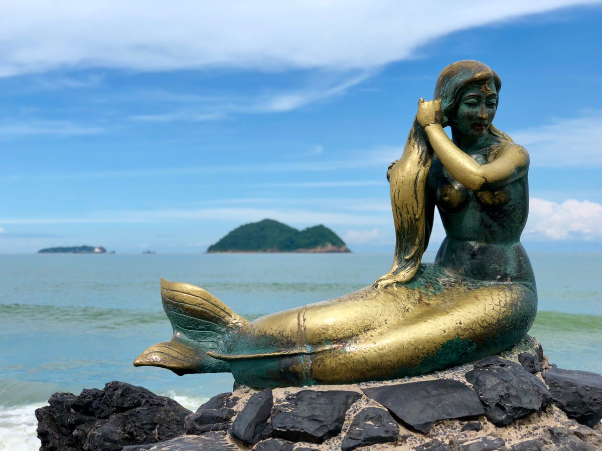 Golden Mermaid Songkla