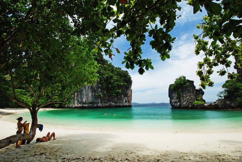 Hong island Krabi