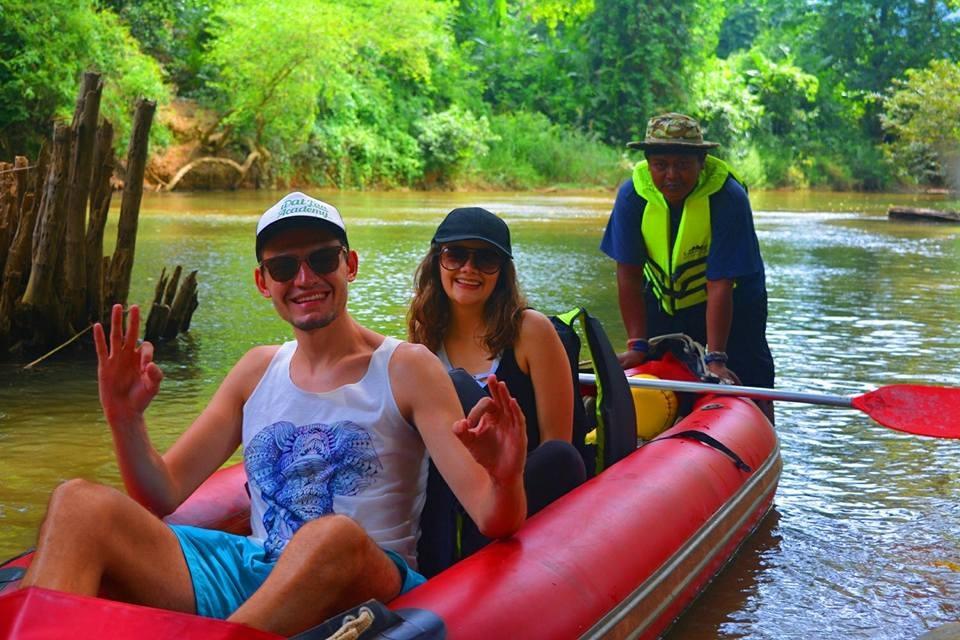khao sok canoeing tour